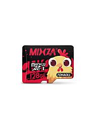 cartão de memória mixza cartão micro sd 128gb classe10 memória do cartão flash micro sd para smartphone / tablet