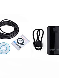 cheap -Wifi Endoscope Camera 5.5MM Lens Borescope Waterproof Camera Endoscopic iOS Android USB Endoscope 7M Cable