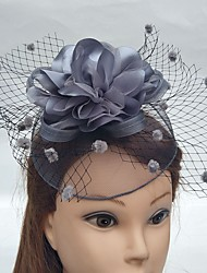 Net Fascinators Hats Birdcage Veils Headpiece Classical Feminine Style