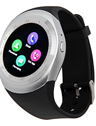 cheap -Smartwatch iOS / Android Pedometers / Camera / Information Activity Tracker / Sleep Tracker / Alarm Clock / 128MB / Accelerometer
