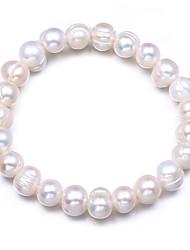 preiswerte -Damen Strang-Armbänder Armband Imitierte Perlen Perle Schmuck Für Party Alltag