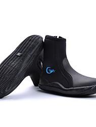 Sapatos para Água Ultra Leve (UL) Sintético Borracha Mergulho Surfe