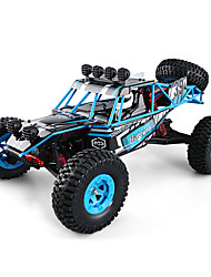 cheap -RC Car JJRC Q39 2.4G Off Road Car High Speed 4WD Drift Car Buggy SUV 1:12 KM/H Remote Control Rechargeable Electric