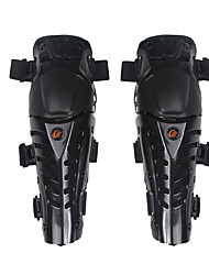 cheap -Leg Knee Pads Support Motorcycle Knee Protectors Rodilleras Motorcycle Knee Guard Kniebrace Motocross Protective Gear HX-P03