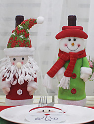 cheap -Ornaments Houses Landscape Other Decorate favor holder Living Room/Dining Room ChristmasForHoliday Decorations