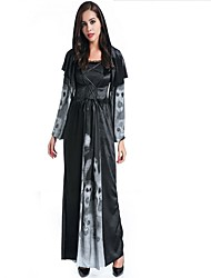 Zombie Vampire Cosplay Costumes Masquerade Female Halloween Carnival Oktoberfest Day of the Dead Festival / Holiday Halloween Costumes