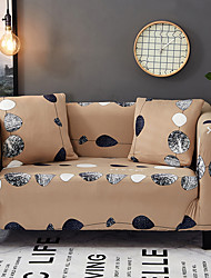 cheap -Contemporary Polyester Sofa Cover, Easy to Install Floral Printed Slipcovers
