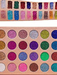 24 Lidschattenpalette Lidschatten-Palette Alltag Make-up Halloween Make-up Party Make-up