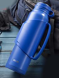 Diário Ao ar Livre Artigos para Bebida, 1400 Aço Inoxidável chá Água Garrafas de Água