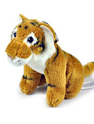Key Chain Toys Tiger Kid Adults' Pieces