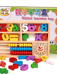 cheap -Building Blocks Math Toy Educational Toy Stress Relievers Novelty Eco-friendly Family Classic Children's Adults' Gift