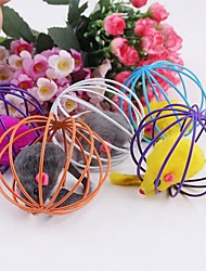 cheap -Cat Toy Dog Toy Pet Toys Ball Chew Toy Mouse Toy Cute Mouse Faux Fur For Pets