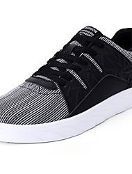 economico -Da uomo Scarpe PU (Poliuretano) Primavera Autunno Comoda Sneakers Per Casual Nero White/Blue