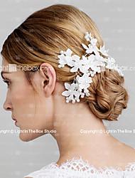 Недорогие -имитация жемчужной ткани цветы головной убор классический женственный стиль