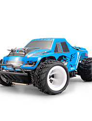 Carro com CR P929 2.4G Truggy Off Road Car Alta Velocidade 4WD Drift Car Carroça 1:28 Electrico Escovado 30 KM / H Controlo Remoto