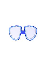 Óculos de Natação Impermeável Natação Mergulho e Snorkeling Borracha natural para Unisexo