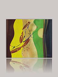 preiswerte -Gerollte Leinwand Abstrakt, Ein Panel Segeltuch Horizontal Druck Wand Dekoration Haus Dekoration