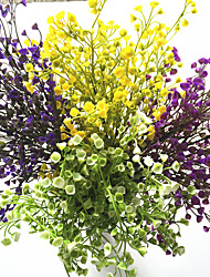 36cm 3 Pc 5 branches/pc Home Decoration Artificial Plants Flower Beautiful Flowers