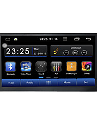 Rungrace Hot Sale Android6.0 10.1'' 2DIN Car Entertainment system with WIFI/GPS/Radio/Bluetooth RL-277AGN05