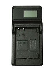ismartdigi el12 lcd cargador de batería de la cámara usb para nikon en-el12 s6100 s9100 p300 s8100 s8200 s9500 p330