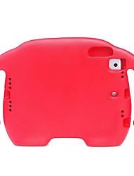 Недорогие -Кейс для Назначение Apple iPad mini 4 Детский Безопасный случай Задняя крышка Сплошной цвет Твердый EVA для iPad Mini 4 iPad Mini 3/2/1