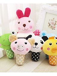 Dog Dog Toy Pet Toys Plush Toy Squeak / Squeaking Cotton For Pets