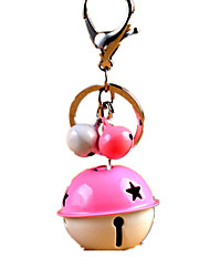 cheap -Key Chain Toy Round Novelty Zinc Alloy Metal Unisex Gift