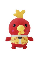 cheap -Fashion Animals Animal Doll Holiday Supplies Holiday Decorations Stuffed Animals Plush Toy Cute Chicken & Chick Holiday Animal