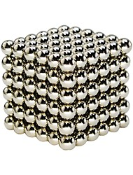 cheap -Magnet Toys Super Strong Rare-Earth Magnets Magnetic Blocks Neodymium Magnet Magnetic Balls Stress Relievers 20 Pieces 10mm Toys Magnetic
