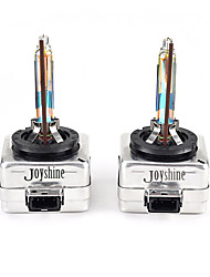 cheap -Joyshine D1S 35W 3200lm 3000K Warm White Car HID Xenon Lamp Bulbs  (2 PCS)