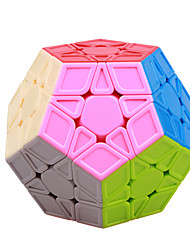 cheap -Rubik's Cube QIYI QIHENG S 156 Megaminx Smooth Speed Cube Magic Cube Puzzle Cube Professional Level ABS Birthday Children's Day Gift