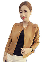 cheap -Women's Jacket - Solid Stand