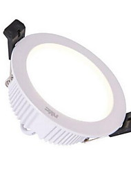 1Pc LED Downlight Ceiling Light 18W Warm Yellow/Warm White/White 3000/4000/6000K AC220V Hole Size 160mm