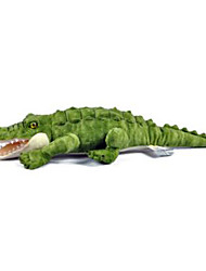 cheap -Animals Crocodile Stuffed Animal Plush Toy Handcrafted lifelike Cute Lovely Gift