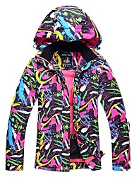 da247b03dc Women s Ski Jacket Thermal   Warm Windproof Skiing Ski   Snowboard Winter  Sports Winter Jacket Ski Wear