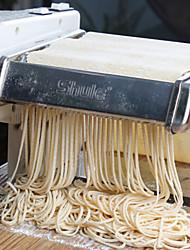 Недорогие -Машина для производства макаронных изделий Полуавтомат Нержавеющая сталь Изготовитель лапши Кухонная техника