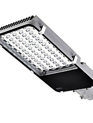 cheap -1pcs 80W Warm/Cold White Ultrathin LED Street Light for Garden Yard Pathway Road AC85-265V