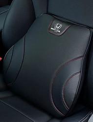Automotive Waist Cushions For Honda All years CRV Car Waist Cushions Leather