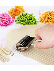 cheap -1Piece/Set Herb & Spice Tools Pasta Tools For Cooking Utensils Noodles Stainless Steel High Quality New Arrival