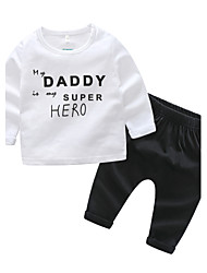 cheap -Baby Boys' Daily Others Clothing Set,Leisure Fall