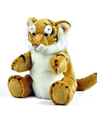 cheap -Finger Puppets Puppets Hand Puppet Toys Tiger Animals Cute Lovely Plush Children's Adults' Pieces