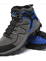 cheap -Running Shoes Mountaineer Shoes Men's Women's Breathability Leisure Sports Low-Top Suede Rubber Hiking Running