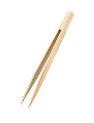 flache Bambus-Pinzette - beige