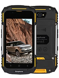 cheap -GUOPHONE V88 4 inch 3.1-4.0 inch 3G Smartphone ( 1GB + 8GB 8 MP Quad Core 3200mah )