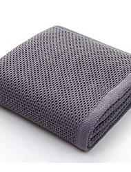 economico -Stile fresco Telo da bagno,A quadri Qualità superiore Cotone puro Asciugamano