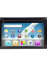 rungrace hot sale android6.0 6.2 '' автомобильный радиоприемник 2din с dvd / wifi / gps / радио / bluetooth rl-257agn02
