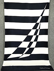 Fresh Style Bath Towel,Striped Superior Quality Poly/Cotton Towel