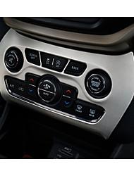 Automobile Couvercles de piles centrales Gadgets d'Intérieur de Voiture Pour Jeep Toutes les Années Cherokee Métal