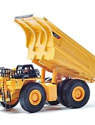 Недорогие -Горный самосвал Игрушечные грузовики и строительная техника Игрушечные машинки Обучающая игрушка 1:50 Классический Вращающаяся головка