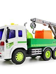 Недорогие -Игрушечные машинки Игрушечные наборы Машина для регенерации дорожного покрытия Музыка Транспорт Автомобиль Простой пение Классика Отпуск
